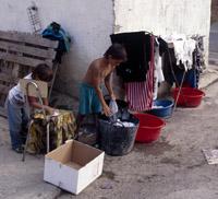Personas en exclusión social - Fotografía: EJ-GV - Mikel Arrazola